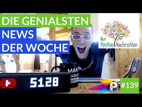Tom präsentiert: die genialsten Nachrichten der Woche (Video)