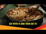 India Innovates Episode 4 - Edible Cutlery