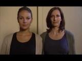 Social Spot über jugendnotmail: Janina Uhse führte Regie
