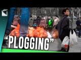Joggen und Plastikmüll sammeln // PLOGGING