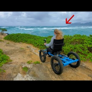 This is 'Not a Wheelchair' - Introducing The Rig
