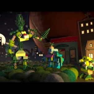 LEGO Plant to Plant: Nachhaltige LEGO Steine