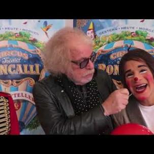 """Circus Roncalli mit neuem Programm """"Storyteller"""" in Düsseldorf"""