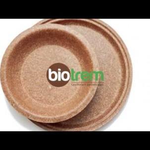 Biotrem – Essbares und umweltfreundliches Einweg-Geschirr aus Weizenkleien