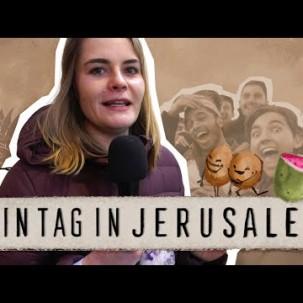 Ein Tag in Jerusalem