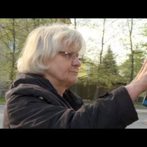 """Sprayer-Oma im Kampf gegen Rechts: Mit Nichtstun kann man nichts erreichen"""""""