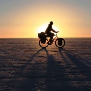 Cycling Six Continents - The Final Frontiers