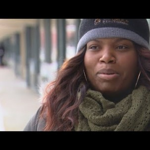 Chicago woman rented hotel rooms for the homeless during deep freeze