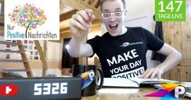 FarbenBLINDE können wieder sehen (wirklich!) | Positive Nachrichten der Woche | Positivstarter #147