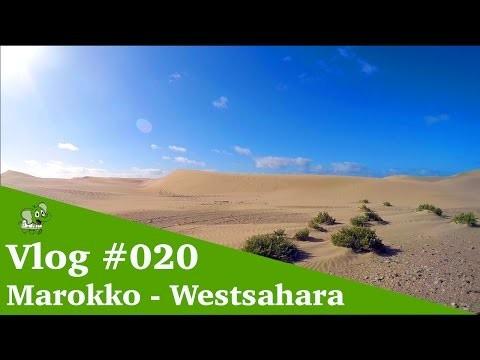 Mit dem Wohnmobil in Marokko und der Westsahara VLOG #020