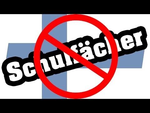 Warum Finnland alle Schulfächer abschafft ???? Geniale Fakten, Tipps & Tricks
