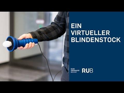 Virtueller Blindenstock