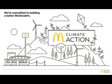 McDonald's: Scale For Good Climate Action