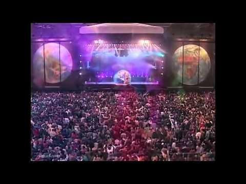 Michael Jackson - Heal The World - Live Dangerous Tour In Mexico 1993 - [HD]