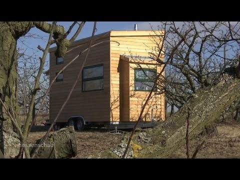 Neuer Trend Tiny House
