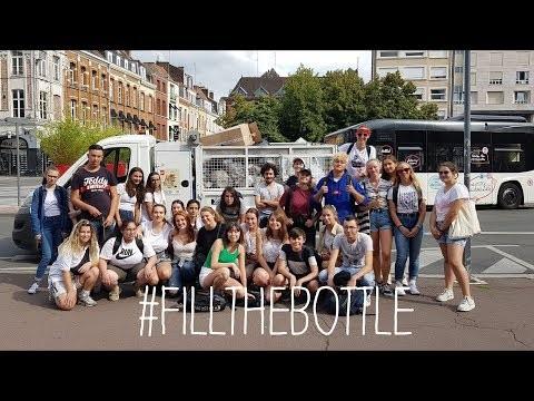 #FILLTHEBOTTLE - La cleanwalk de Noémie et Camille, à Lille