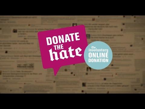 #HassHilft – Die erste unfreiwillige Online-Spenden-Aktion.