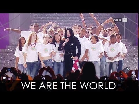 "Michael Jackson - ""We Are The World"" live at World Music Awards 2006 - HD"